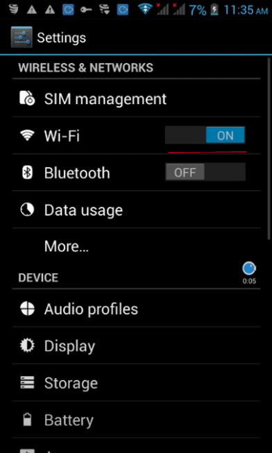 Android MMS 2