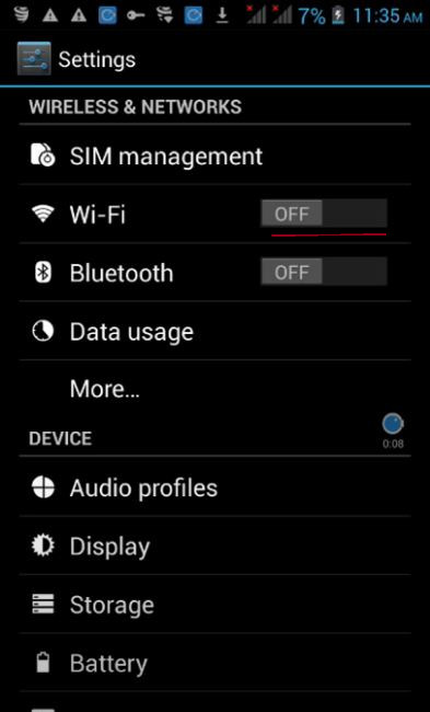 Android MMS 3